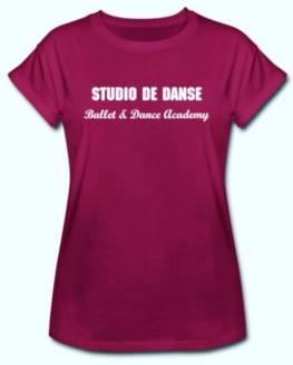 T-paita Studio De Danse